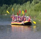 Fit und Fun-Outdoor, Familienrafting