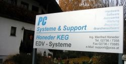 PC Systeme Support Honeder KEG