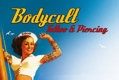 Bodycult Tattoo & Piercingstudio