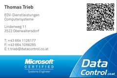 Datacontrol IT Services Thomas Trieb
