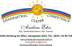 EHNERGETHIC COMPETENCE CENTER Bachblütenberatung Andrea Ehn