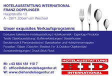 HID Hotelausstattung International Dopplinger