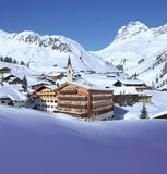 Hotel Walserberg**** in Warth am Arlberg