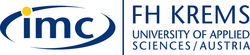Logo der IMC Fachhochschule Krems - University of Applied Sciences Krems