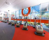 John Harris Fitness ATRIUM City Center Linz Fitnessstudio