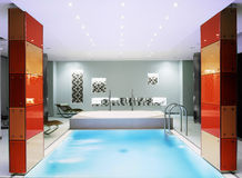 John Harris Fitness Executive Club Le Méridien Wien Pool Fitnessstudio