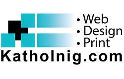Katholnig.com Web • Design • Print