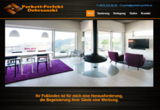 parkett perfekt dobrzanski wien parkett staubfrei schleifen versiegeln len professionell. Black Bedroom Furniture Sets. Home Design Ideas