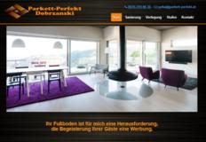 parkett perfekt dobrzanski wien parkett staubfrei. Black Bedroom Furniture Sets. Home Design Ideas