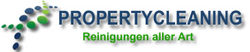 Logo PropertyCleaning - www.propertycleaning.at