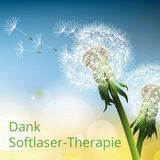 Softlasertherapie, EFT, Channeling, Reiki,