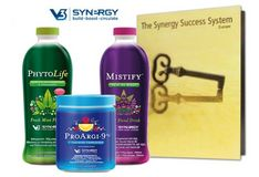 Synergy Worldwide - V3 Produkte