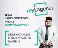 myLager.at, Container, Einlagerung, Mietcontainer, Mietlager in Linz